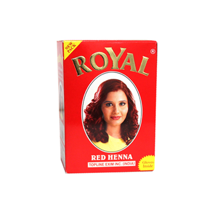 Royal Henna Red