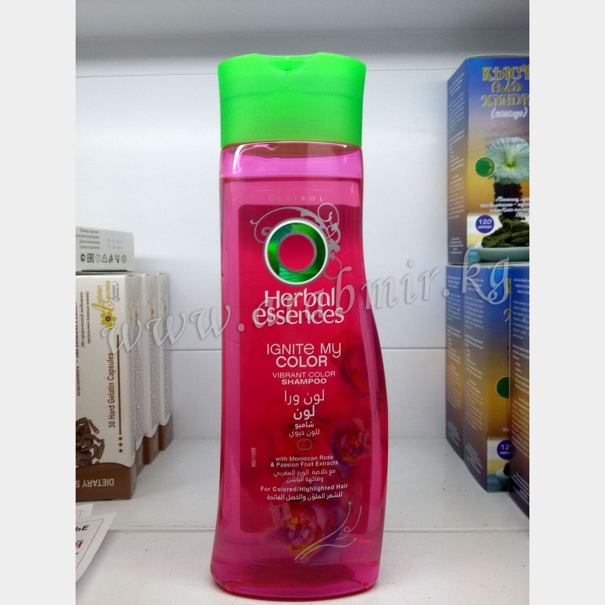 Herbal Essences 400 ml. Ignite My Color