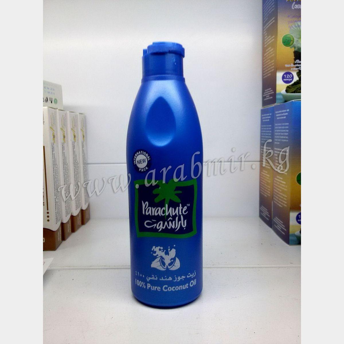 """Кокосовое масло """"Parashute"""" 200 ml."""