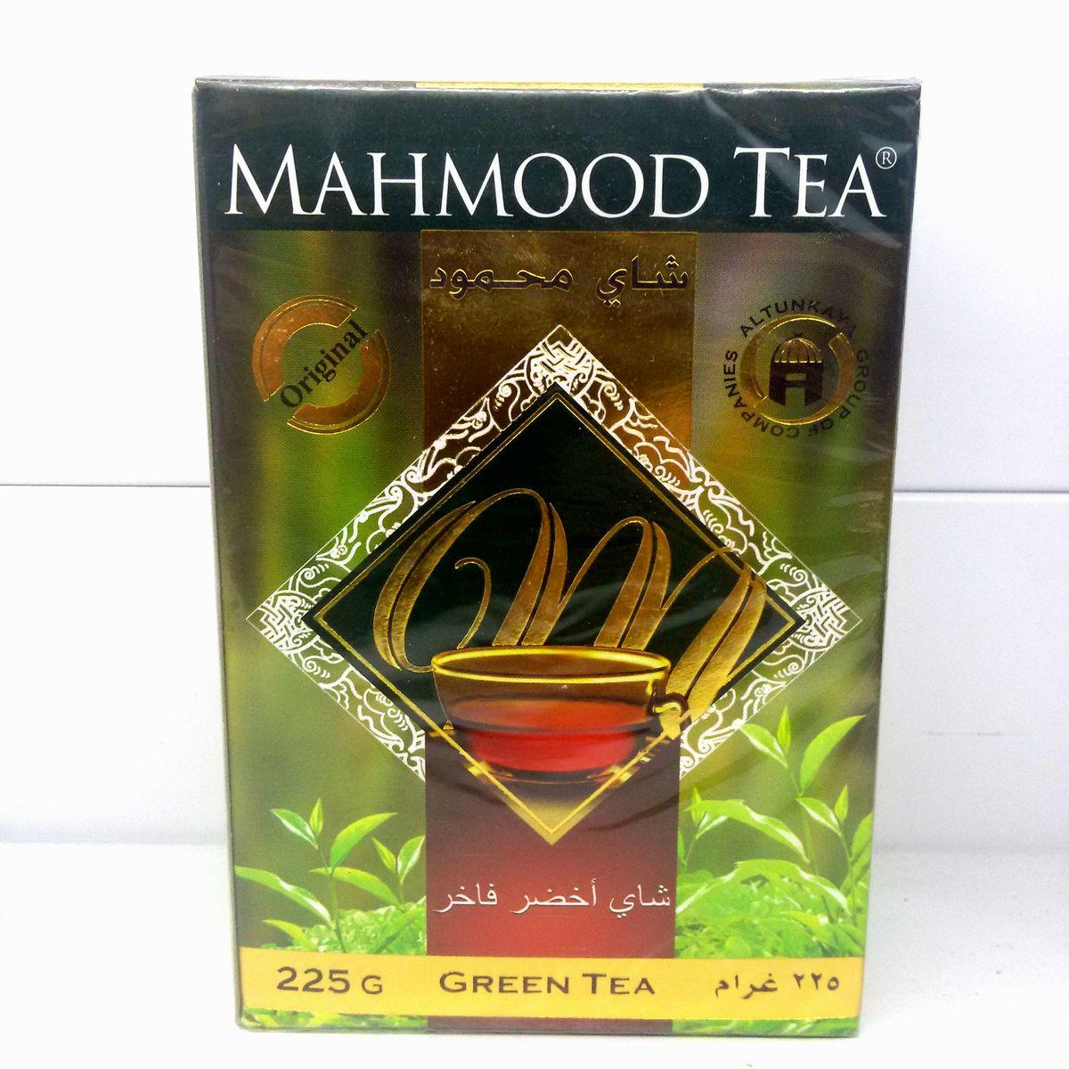 """Зеленый чай """"Mahmood"""" 225 гр."""