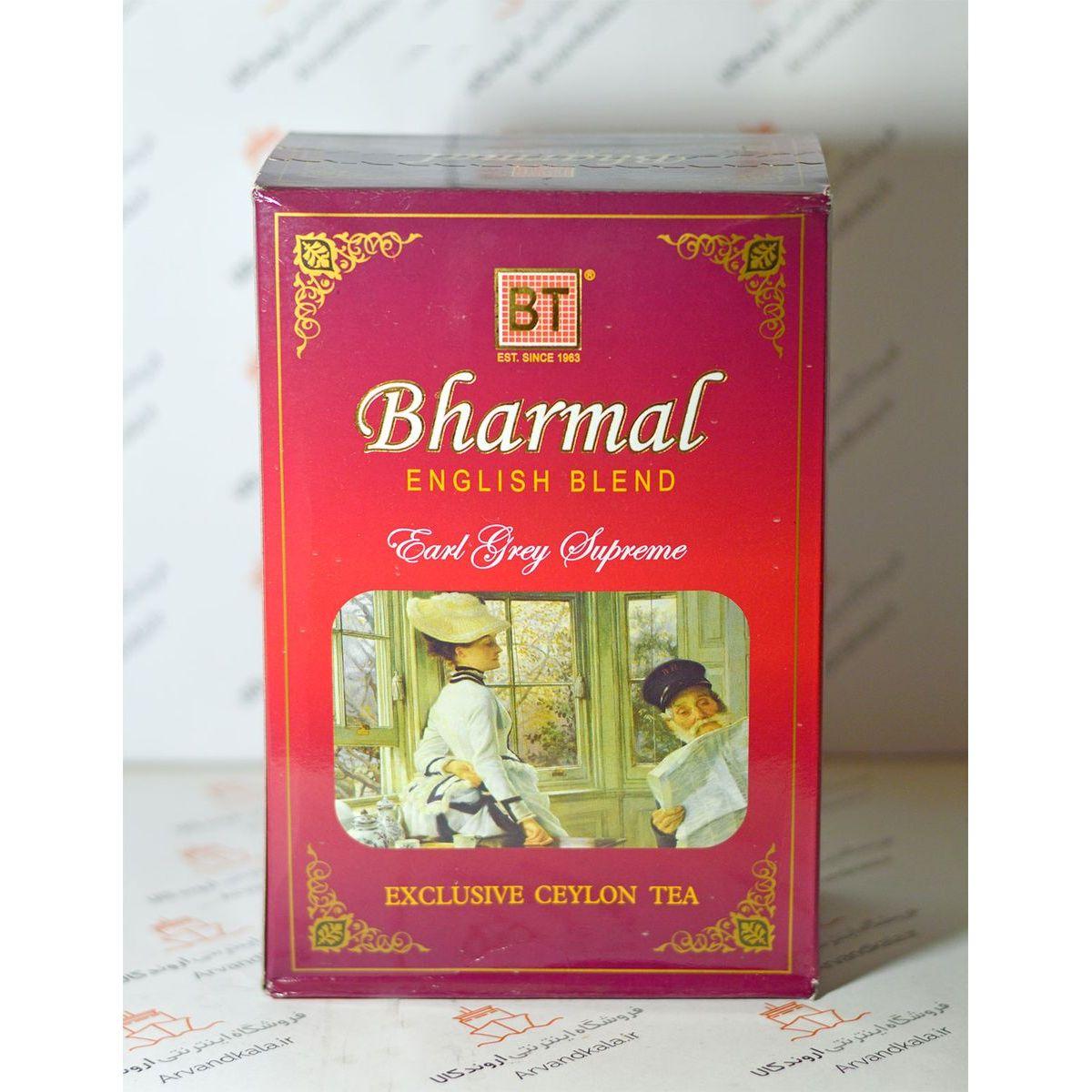 "Черный чай с бергамотом ""Bharmal"" 500 g."