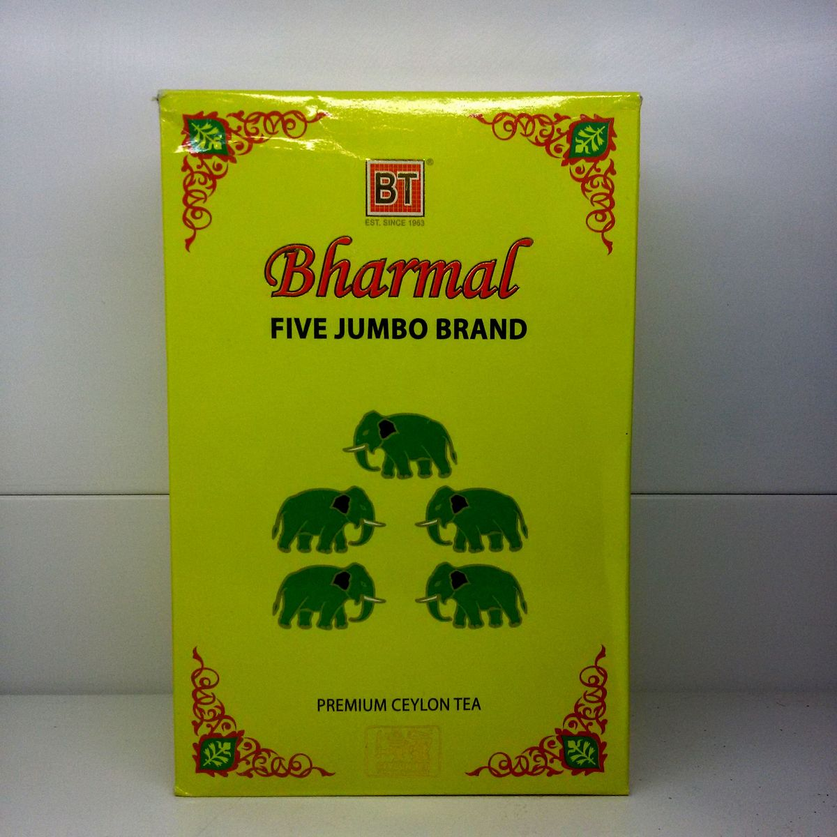 Bharmal Five Jumbo 454 гр.