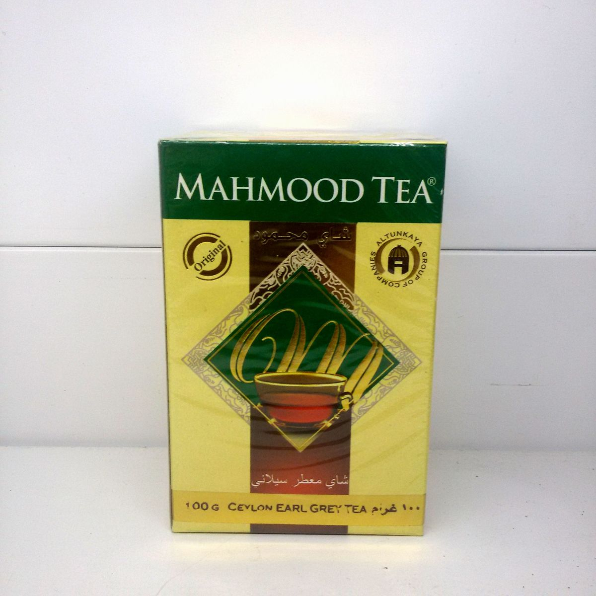 Mahmod Tea 100 g. Earl Grey