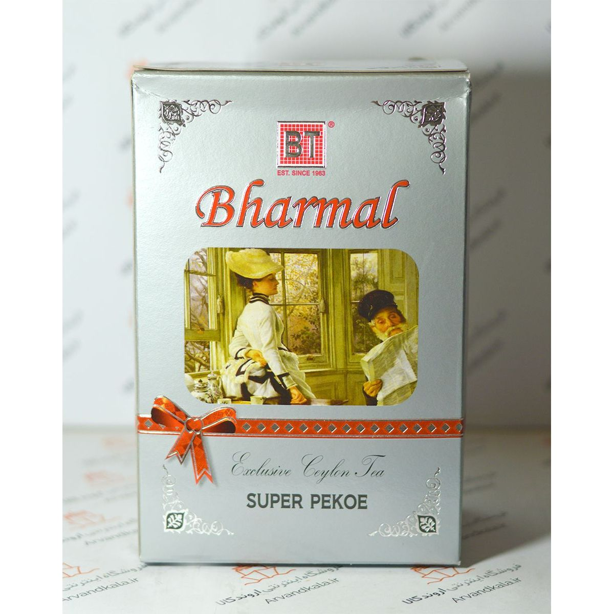 "Черный чай ""Bharmal Super Pekoe"" 454 g."