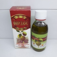 """Оливковое масло """"Фирдаус"""" 125 мл."""