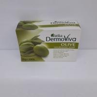 """Мыло DermoViva """"Vatika Olive"""" 115 g."""