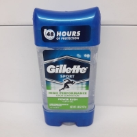 "Дезодорант ""Gillet gel "" (Power Rush) 107 g."