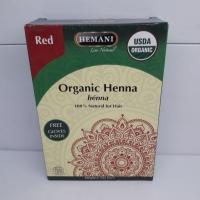 Хна Hemani Organic Red