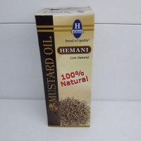 "Масло горчичное ""HEMANI"" 125 мл."