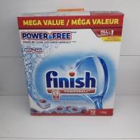 """Таблетки для посудомоечной машины """"Finishi"""" 72 шт"""