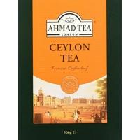 "Черный чай ""Ahmad"" 500 g. Premium Blend"