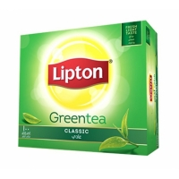 Lipton 100 пак. Green Tea Classic